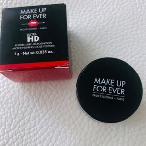 🆕 Make up Forever loose setting powder